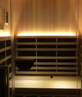 Book an Appointment with Full Spectrum Infrared Sauna at Healthy by Nature Acupuncture (Illinois office)