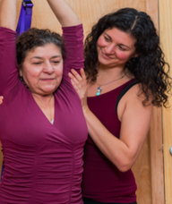 Book an Appointment with Jocela Mae Crawford for Yoga